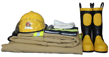 Fire fighting PPE