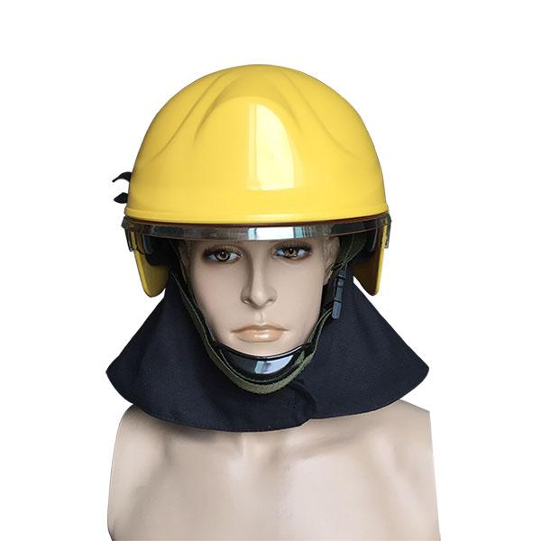 Full Face Firefighter Helmet