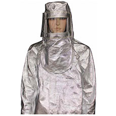 500℃ Aluminized Fire Proximity Suit