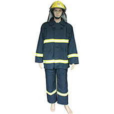 Navy Blue Turnout Gear