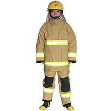 EN Standard Nomex Firefighter Gear
