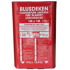 CE Standard Fire Blanket