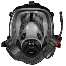 BACFM Communication Gas Mask