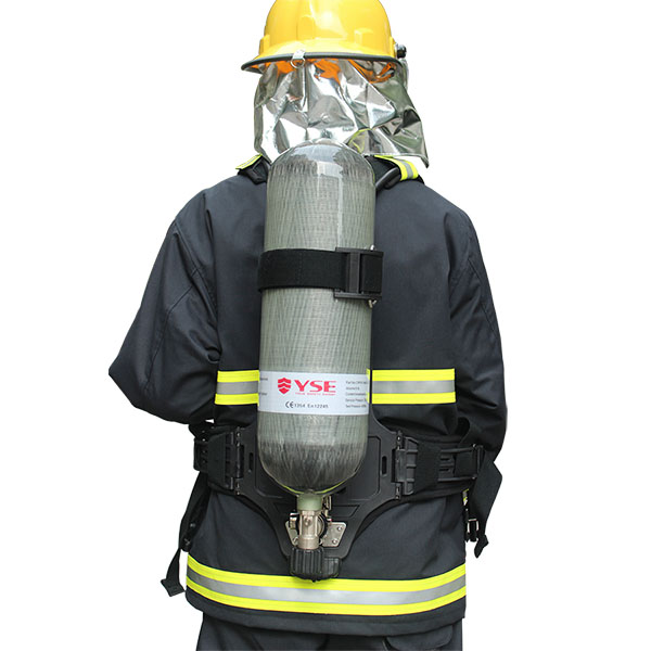 Similar Scott Firefighter SCBA