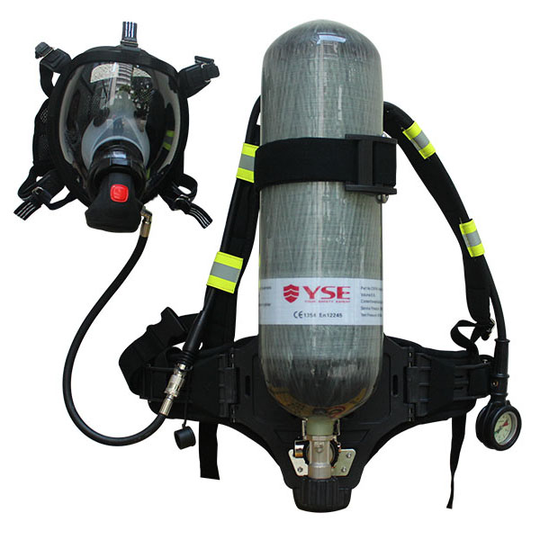 SCBAseries on self contained breathing apparatus