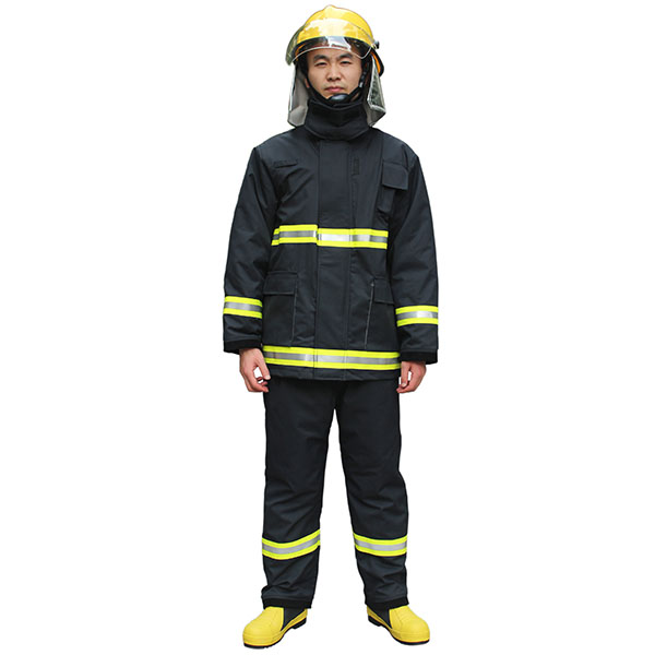 EN Approved Nomex Firefighter Gear